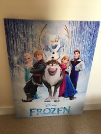 Frozen Movie Large Canvas/Picture