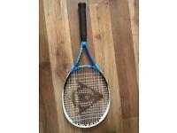 2 Dunlop tennis rackets