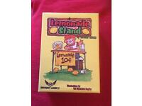 Lemonade stand card game