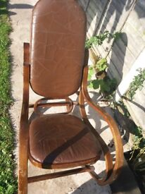 Antique rocking chair for sale!!