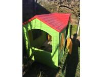 Children's Garden Playhouse ANSTRUTHER FIFE