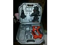 Black and Decker KC2000F Quattro all in perfect working order