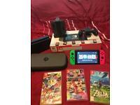 Nintendo switch big bundle 8 games