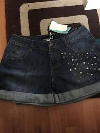 Brand new ladies shorts