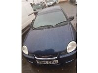 Automatic chrysler neon