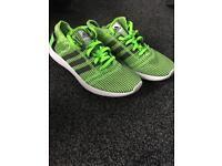 Ladies size 6 Adidas trainers
