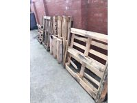 8 FREE Pallets to be collected from Powerhouse Fitness Camberley
