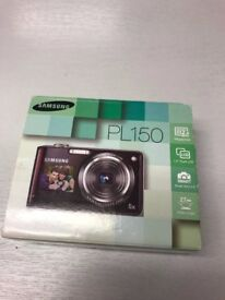 Samsung Digital Selfie Camera PL150 - Really Good Condition! Box & Accessories Included.