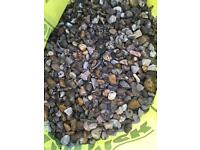 26 large bags of chippings