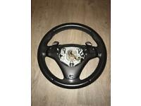 BMW 3 series M Sport Steering Wheel + Paddle Shift