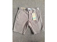 Men's shorts from NEXT, brand new with labels, size 28 slim