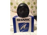 Shark Raw Open-Face Helmet *AS GOOD AS NEW*