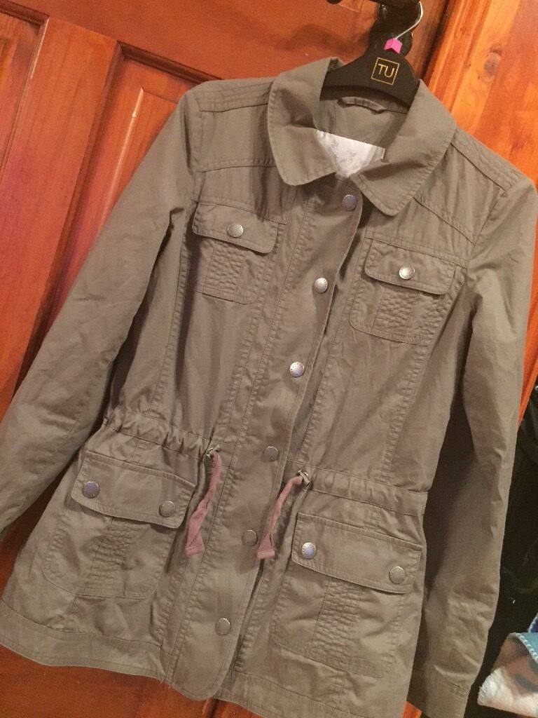 Ladies tops cardigans jackets like newin Andersonstown, BelfastGumtree - John rocha jacket like new size 10 also selection of tops some with tags still on black leather jacket top shop all 5 pounds each 30 pounds for all