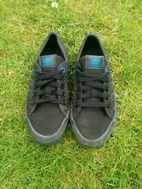 Adidas Canvas Shoes Size 3