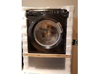 Candy Grand'O Vita GVSW485DCB 8kg+5kg 1400 Spin Washer Dryer in Black
