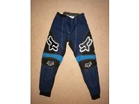 Men's fox racing mountainbike/downhill/freeride trousers