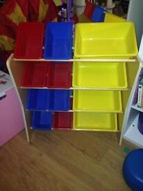 Kids toy tidy £15
