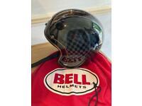 """Open face """"Bell"""" Motorcycle Helmet"""