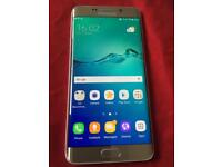 Samsung galaxy s6 edge + 32gb gold unlocked