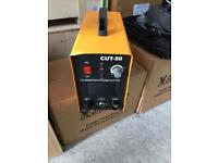 Brand new Plasma Cutter 50 Amp. cuts 12m