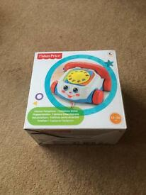 Fisherprice telephone