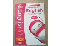 Scholastic English Practice Book KS2