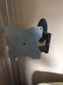 Pull out TV bracket