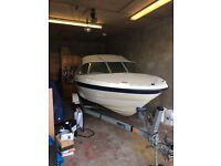 2004 Bayliner 185 4.3L speed boat