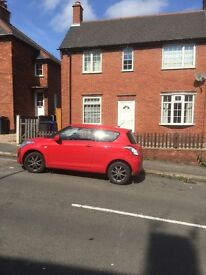 TO LET: Semi Detached House two bedrooms Gloucester Road Chesterfield S41 7EF