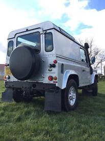 2007 Land Rover Defender 90 county 2.4 TDCI