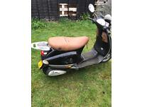 Vespa et2 50 for spares all running