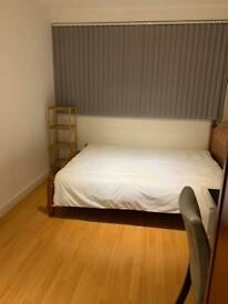 Two double rooms to let next to mile end station from 1st December for £110