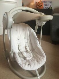 Mamas and Papas Baby Swing