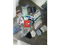 Baby boy, 0-3 months clothes bundle
