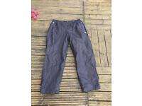 Cycle water proof trousers