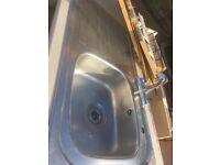 Kitchen Sink - no tap