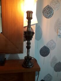 lamps hand made steam punk