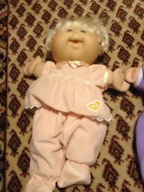 2 Cabbage patch dolls