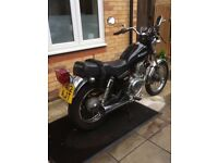 SUZUKI GN 250 1996 35000 ON CLOCK TWO SET OF KEYS IN GOOD WORKING ORDER