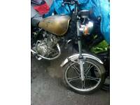 125cc Sukida open to offers