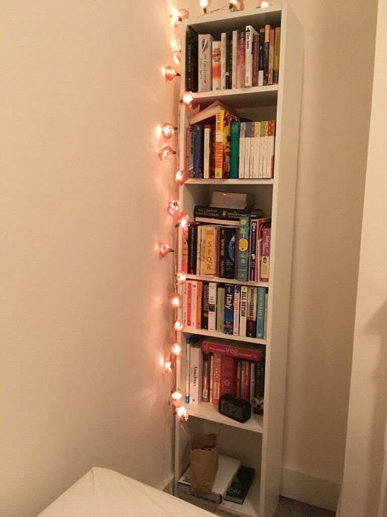 Excellent Condition Tall White Ikea Billy Bookcase In Leytonstone London Gumtree