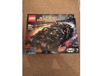 Lego batman The Tumbler 76023