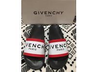 Ladies men's Givenchy sliders