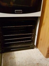 Canon Chester 55cm gas double oven