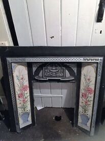 Victorian Fireplaces Total 4 All tiled both sides. Buyer 2 Collect Really good condition£295