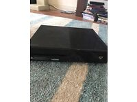 Xbox one hardly used no wires or controller hence the price