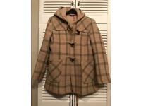 Full Circle Duffle Coat Medium