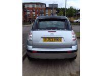 Citroen C3 PLURIEL 1.6 i 16v SensoDrive 2dr Semi - Auto 2003 convertible