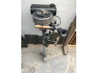 2hp Seagull Outboard in Great Condition