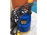 Royal Einhell Submersible Water Pump